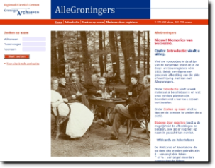 Alle Groningers